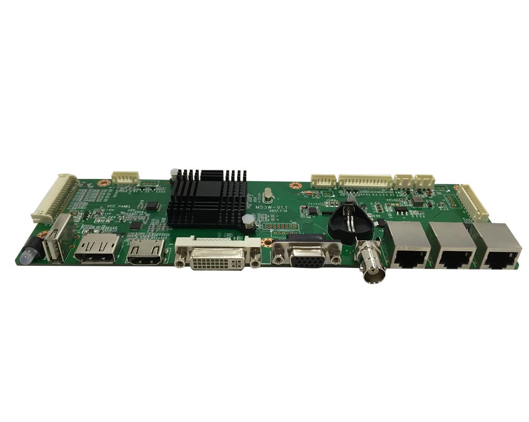 FLW-801C单元式4K液晶拼接盒/板